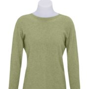 Native World Apple Crew Neck Plain Sweater