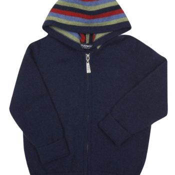 Native World Twilight Striped Zip Hoody