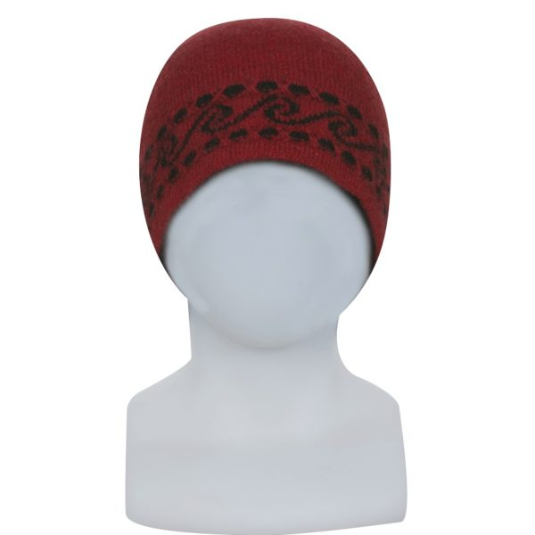 Native World Berry Koru Beanie