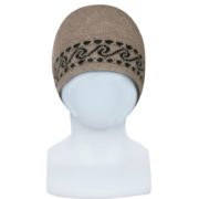Native World Flax Koru Beanie