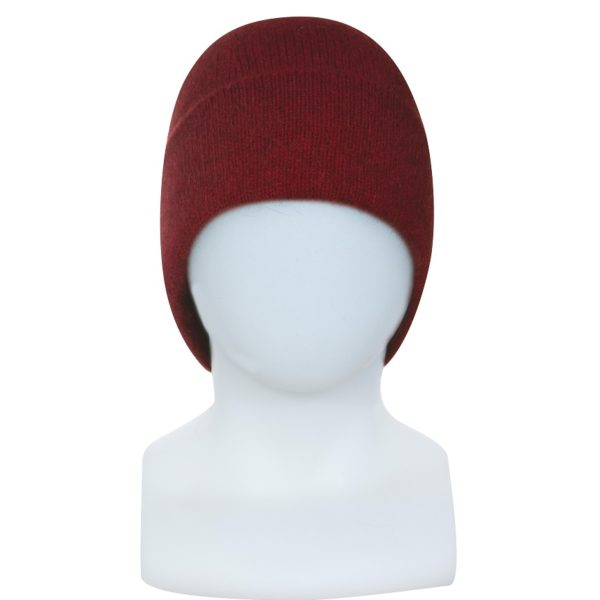 Native World Berry Plain Beanie