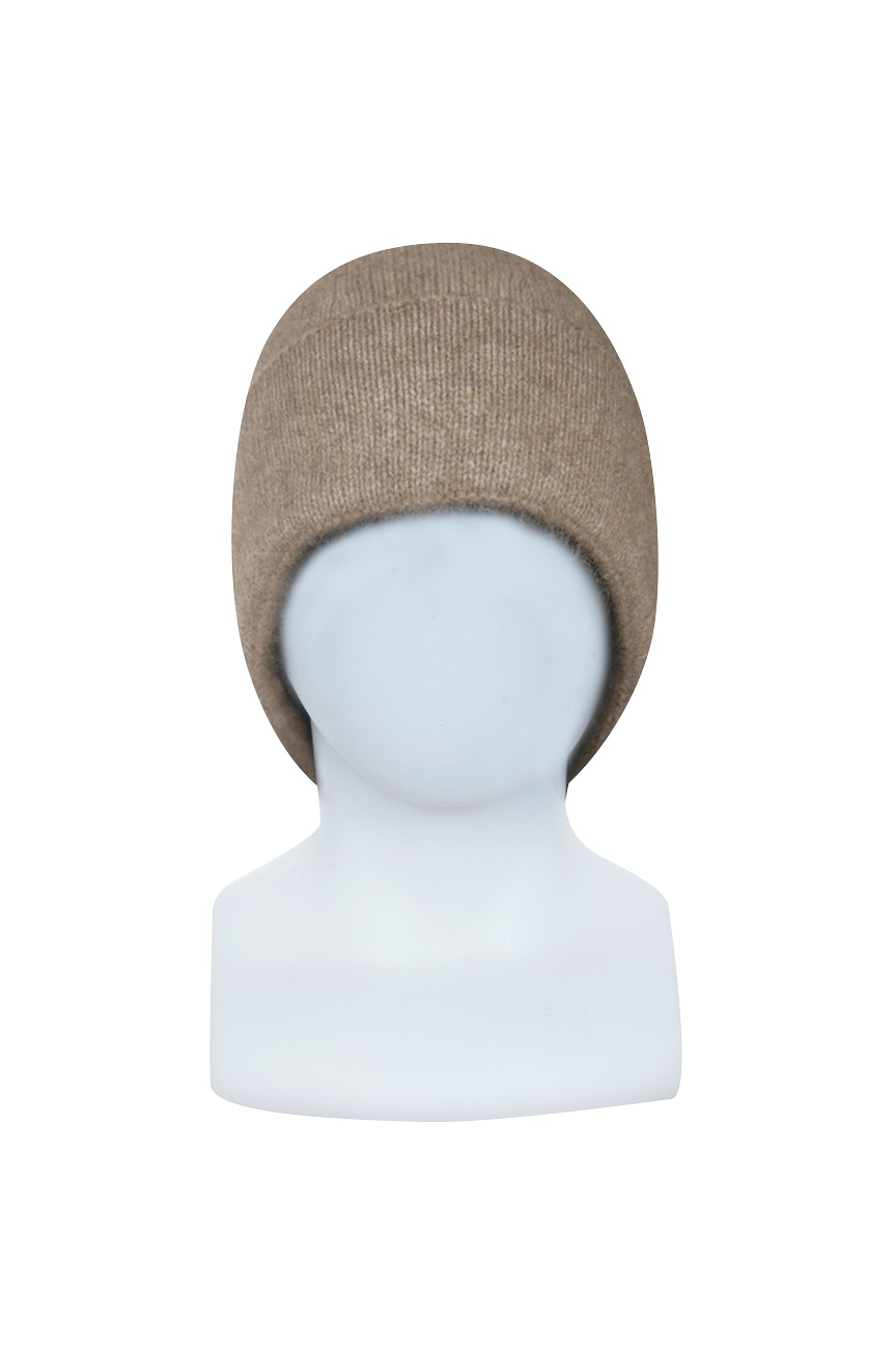 Native World Flax Plain Beanie