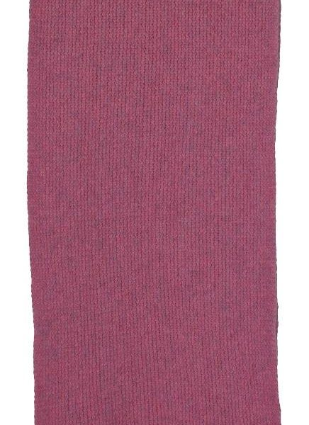 Native World Raspberry Luxury Blend Plain Scarf