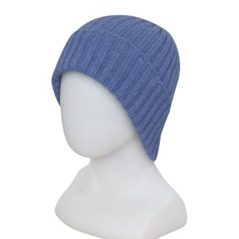 Native World Bluebell Seamless Rib Beanie