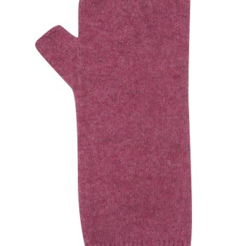 Native Raspberry Short Wrist Warmer