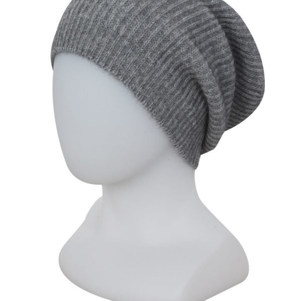 Native World Silver Unisex Slouch Hat