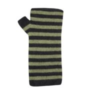 Native World Apple Two Tone Striped Wrist Warmer