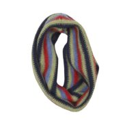 Twilight Striped Loop Scarf