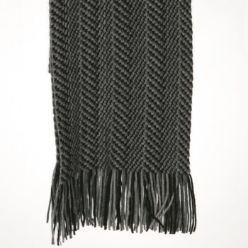 Native World Herringbone Scarf