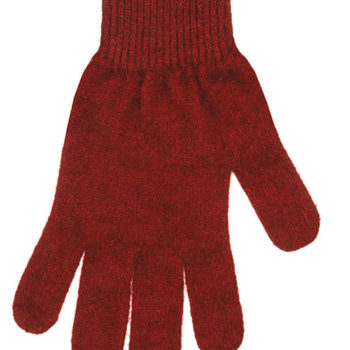 Native World Berry Plain Glove
