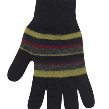 Native World Midnight Striped Glove