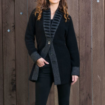 Koru Feature Collar Jacket