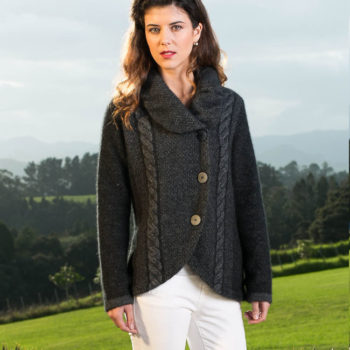 Koru Cable Marl Jacket