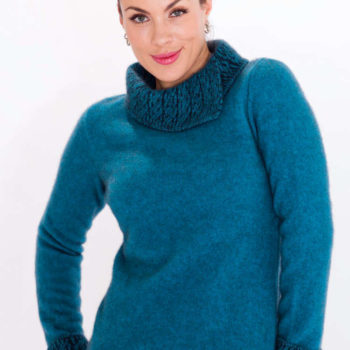 Koru Pacific Two Tone Jumper