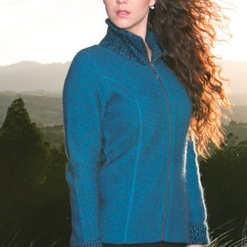 Koru Two Tone Trim Jacket