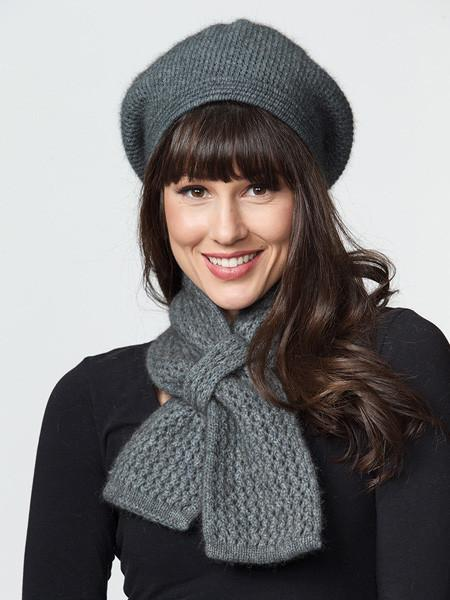 Possumdown Riverstone Beret